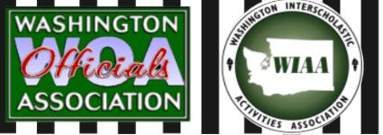 Washington Officials' Association - Interscholastic Officials for the State of Washington